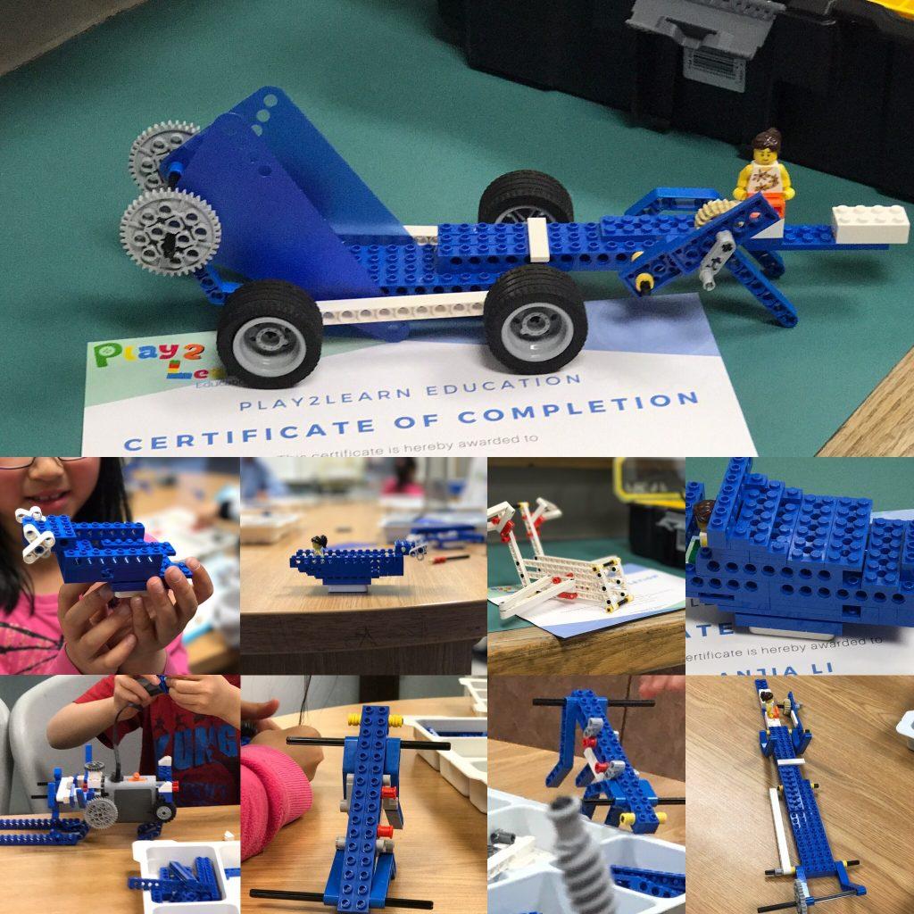 Lego Challenge Program